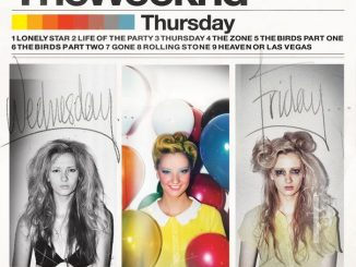 The Weeknd Thursday Mp3 Download