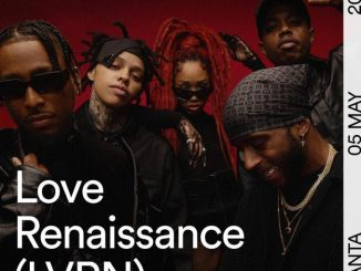 Love Renaissance (LVRN) Just Say That Mp3 Download
